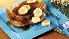Grilled Banana Toast Recipe