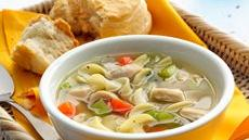 After-Work Chicken Noodle Soup Recipe