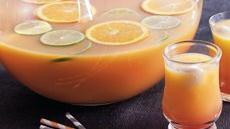 Frightfully Fruity Tropical Punch Recipe