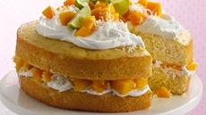 Mango Layer Cake Recipe