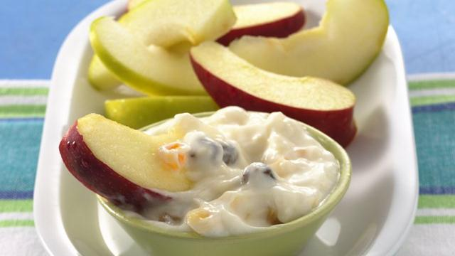 Lemony Fruit Dip