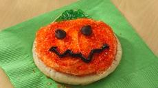 Pumpkin-Shaped Sugar Cookies Recipe