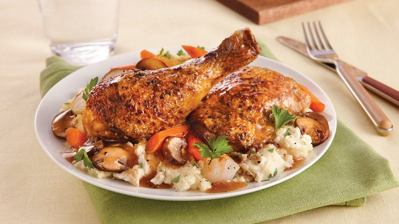 Our best slow-cooker chicken recipes feature creamy sauces, zesty spices, fresh vegetables and other ideas for preparing slow-cooker chicken dinners, chicken soups and chicken stews.