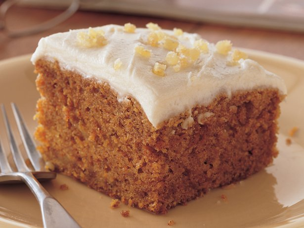 Ginger Carrot Cake