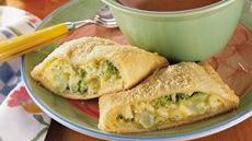 Yummy Broccoli-Cheese Squares Recipe