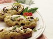 Potatoes Stuffed with Pesto and Sun-Dried Tomatoes