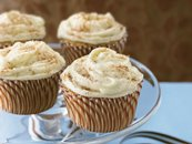 Chai Latte Cupcakes