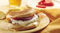 Classic Chicken Panini Recipe