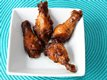 Slow Cooker Teriyaki Chicken Wings