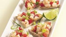 Gulf Shrimp Crostini Recipe