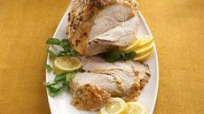 Lemon and Herb Roast Turkey Breast Recipe