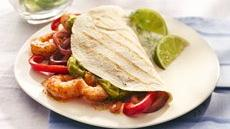 Grilled Shrimp Fajitas Recipe