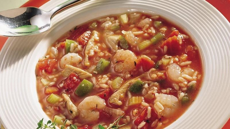 Home-Style Gumbo