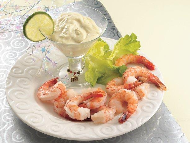 Zesty Margarita Shrimp Cocktail