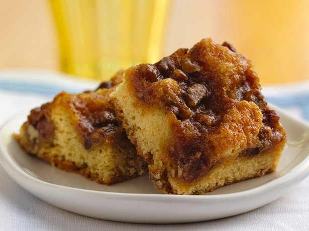 Cinnamon Bun Bars