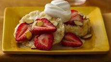 Strawberry-Almond Tres Leche Recipe