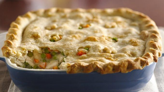 Chicken Pot Pie recipe - from Tablespoon!