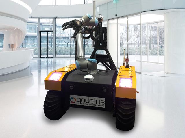 Robot baja