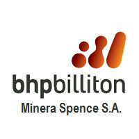 Logo minera spence