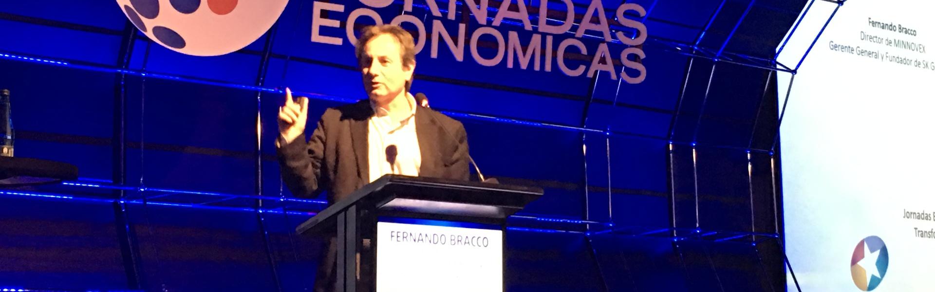 SK Godelius fue uno de los exponentes en las Jornadas económicas de Camchal sobre Industria 4.0, Robótica y Digitalización