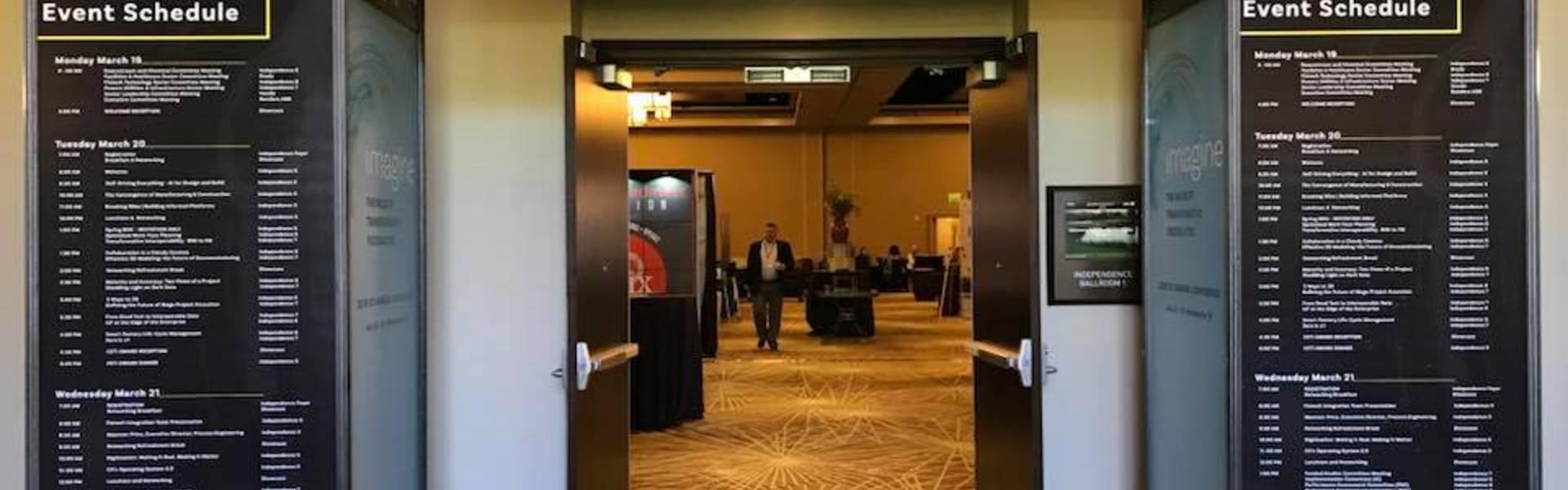 """En el centro de la innovación: SK Godelius asistió a la feria """"CII Technology Showcase"""", San Antonio, Texas"""