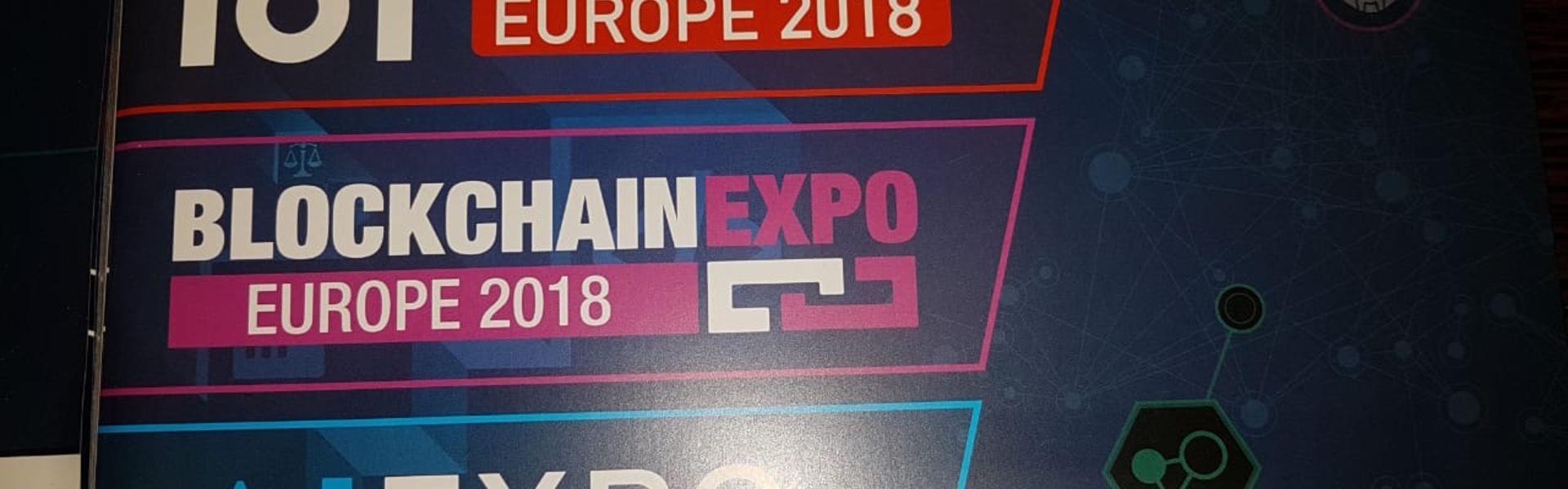 "Sk Godelius visita la feria ""IOT TechExpo Europe 2018"""