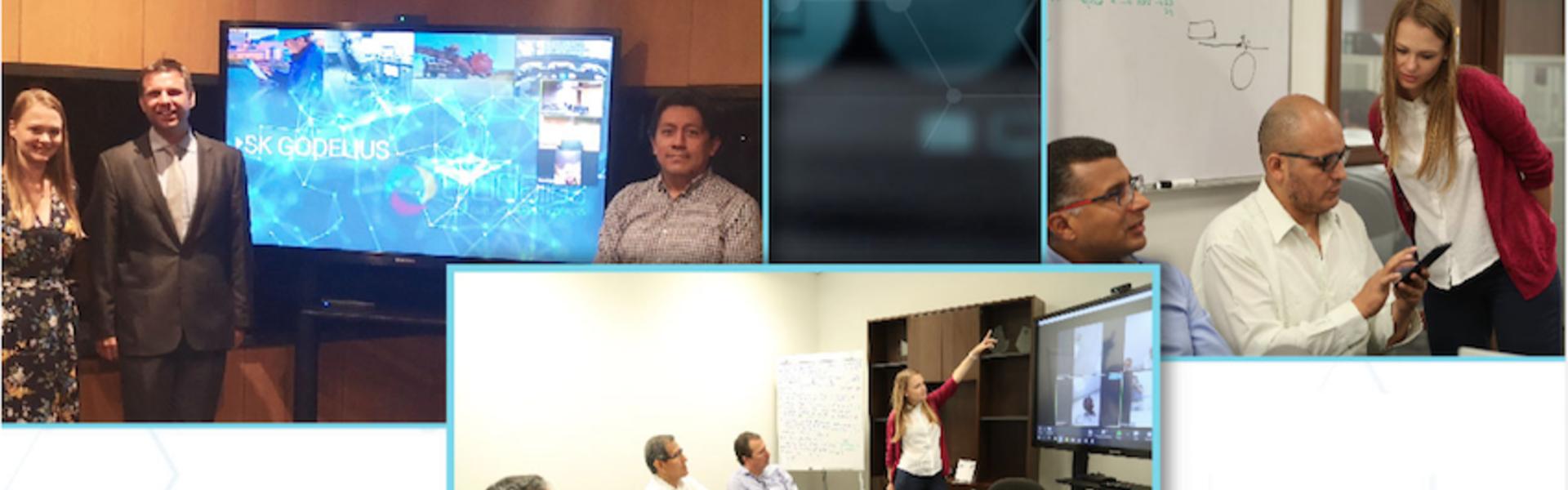 Nuevo Sistema de Interacción de Godelius (SIG) se instala en ICSK Perú