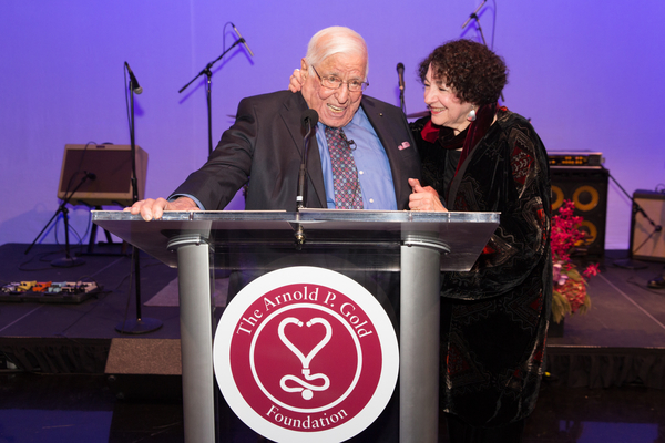 Drs. Arnold and Sandra Gold