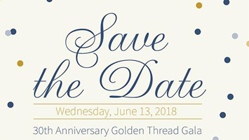 Save the Date: June 30, 2018