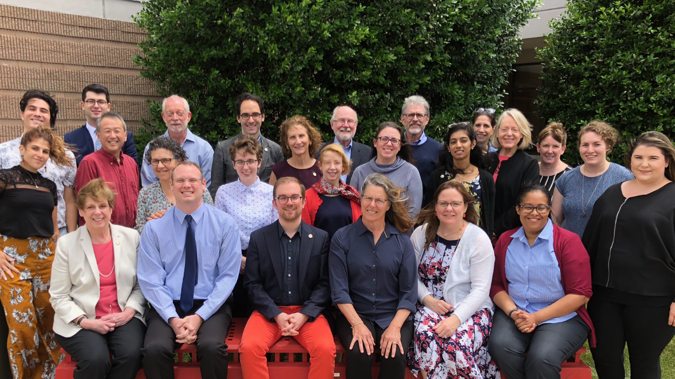 GHHS Advisory Council group photo from June 2018 meeting