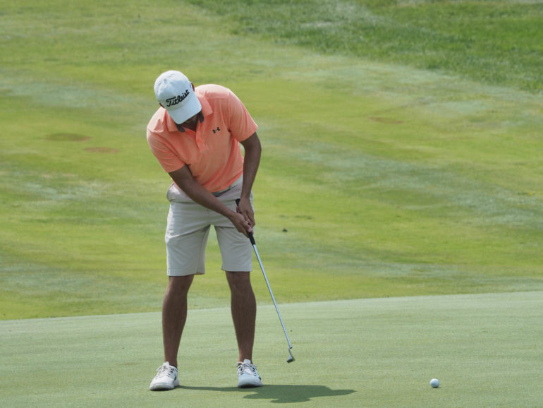 Hogan heats up on moving day as Sekulic looks to go wire-to-wire ...