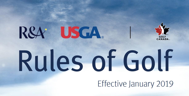 RulesOfGolf 2019 - Golf Rules Playing Wrong Hole