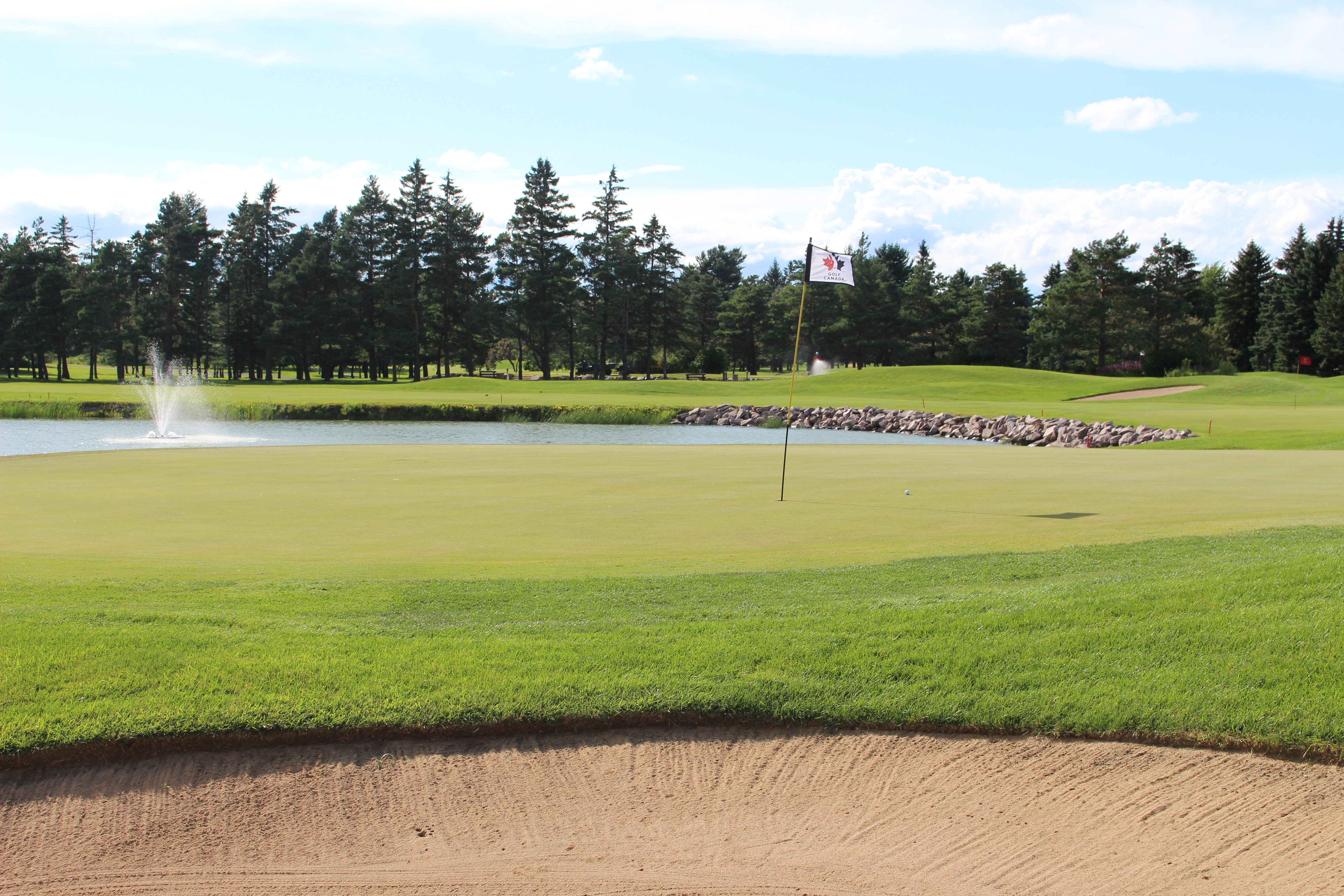 canadian junior amateur golf