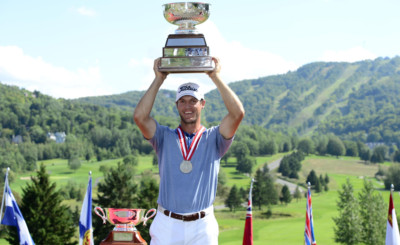 garrett rank captures third consecutive canadian men u2019s mid-amateur title