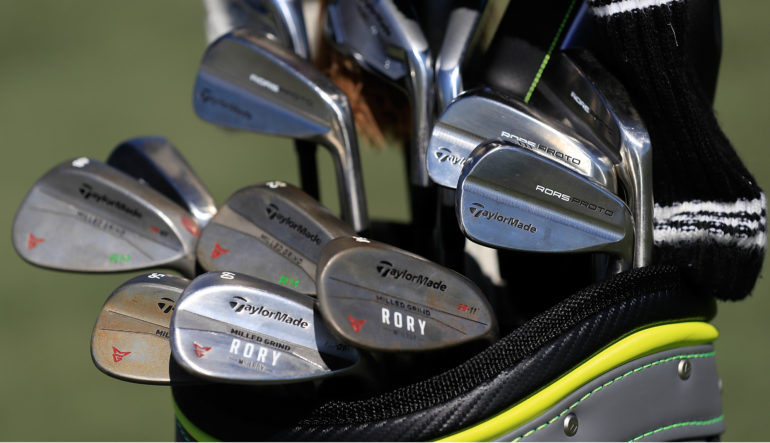 McIlroy Returns With A Wedding Ring And New Clubs In The Bag Golf - Acura golf clubs