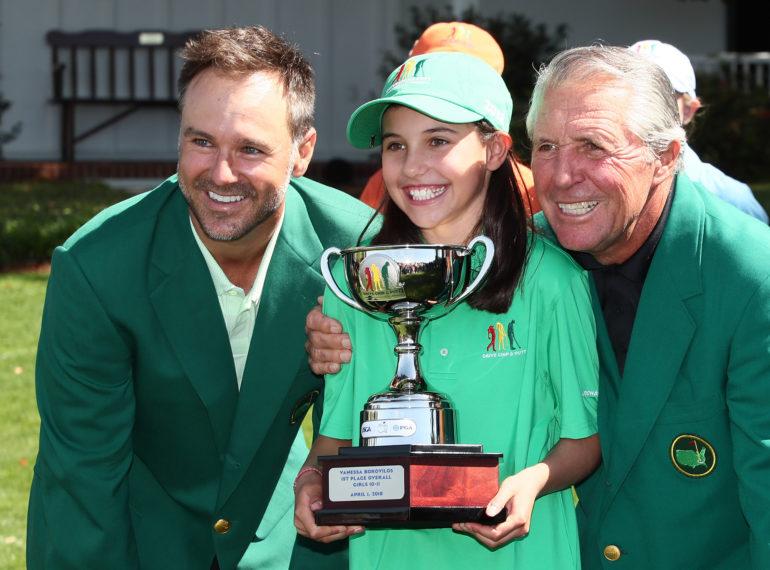 Canadian amateur golf statistics 2018