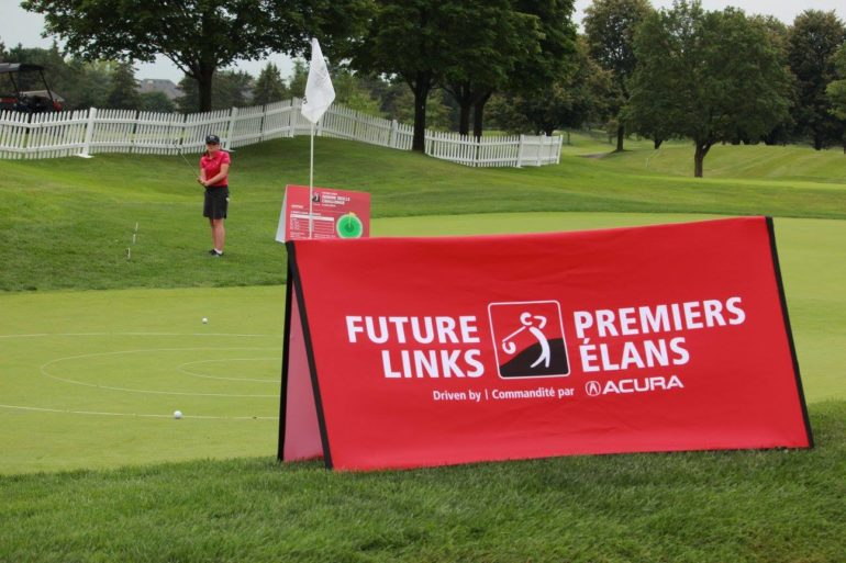 Future Links Driven By Acura Junior Skills Challenge National Event - Acura golf clubs