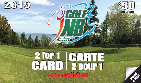 2019 Golf Nb  Card