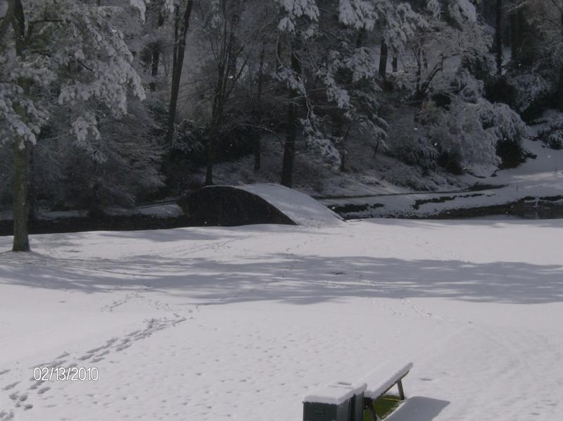 Augusta National Snow