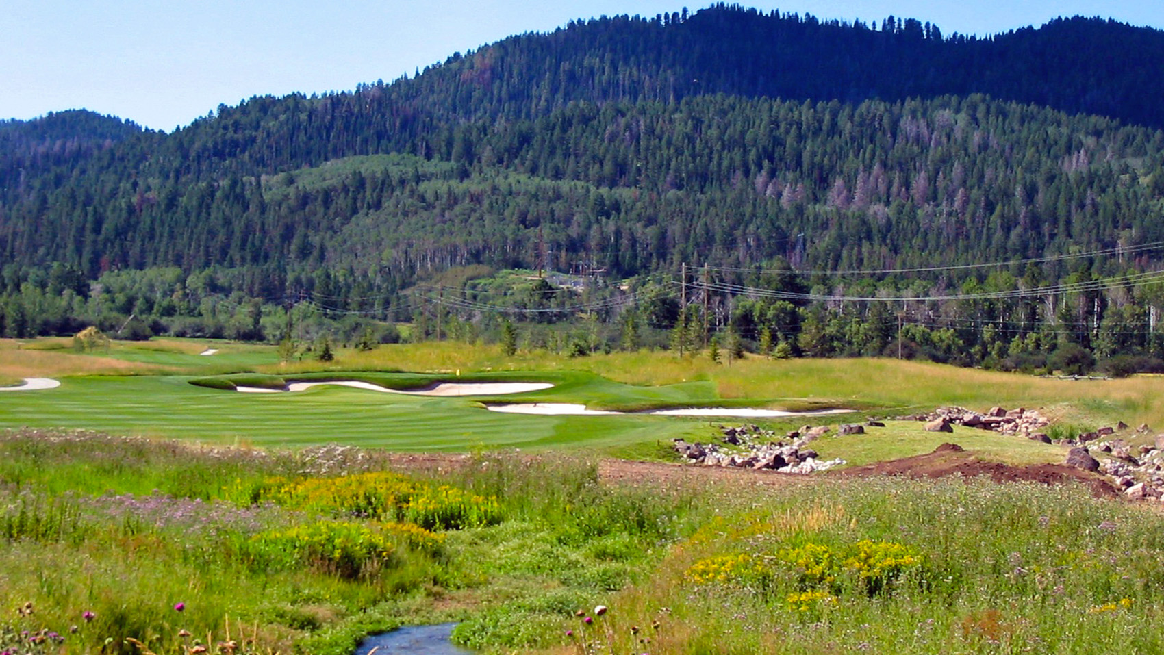Headwaters Golf Club at Teton Springs