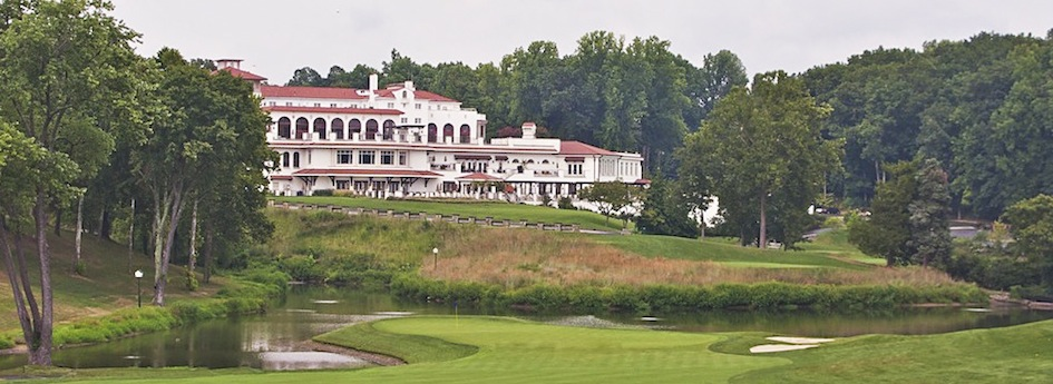 Congressional Country Club (Blue)