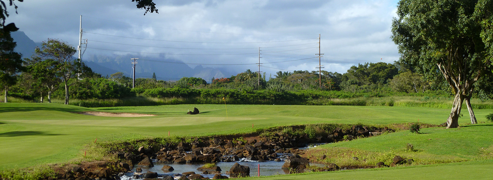 Kauai Lagoons (Championship Ocean Mauka/Moana)