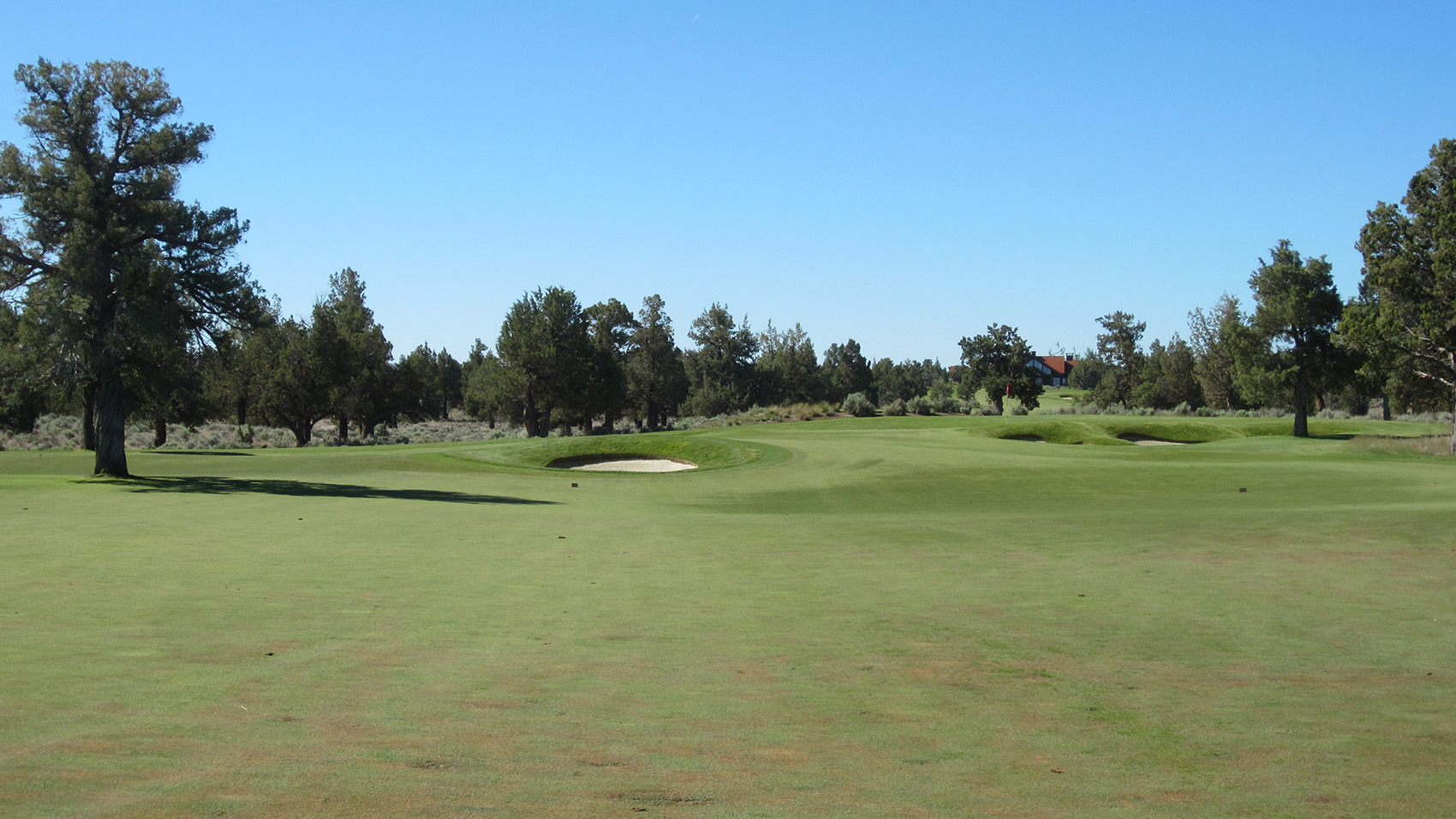 Pronghorn (Nicklaus) 4th fairway