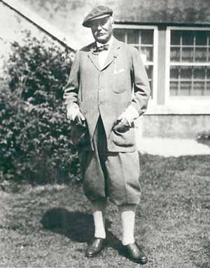Charles Blair Macdonald The story of National Golf Links ... b55d562b705