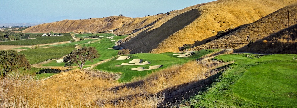 Wente Vineyards, The Course at