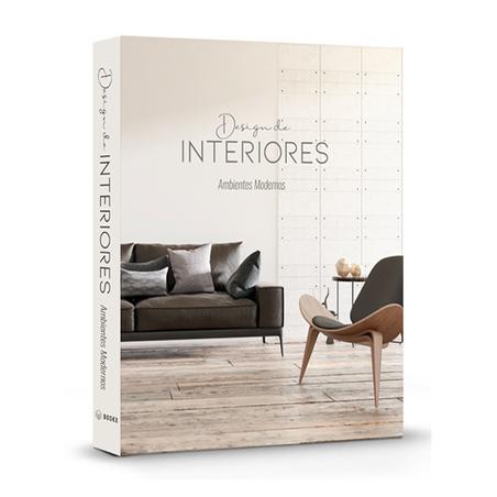 BOOK BOX DESIGN DE INTERIORES AMBIENTES MODERNOS 30x24x4cm