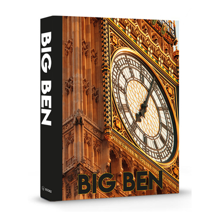 BOOK BOX BIG BEN 30x24x4cm