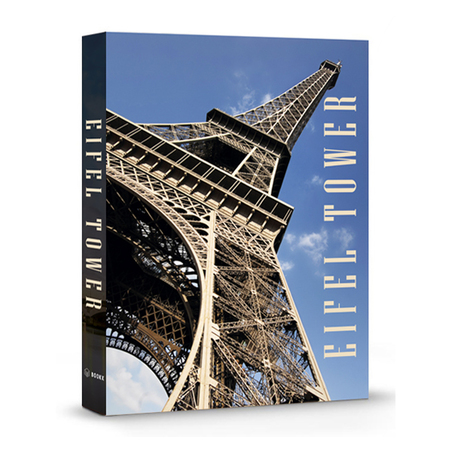 BOOK BOX EIFEL TOWER 30x24x4cm