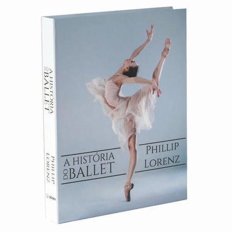 BOOK BOX BALLET 30x24x4cm