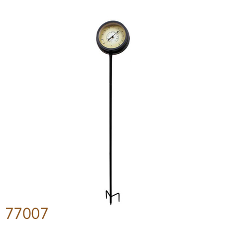 -TERMOMETRO C ESTACA PARA JARDIM GREENWAY 110x16x5cm